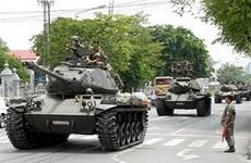 Quân đội Thái bác tin đồn tiến hành đảo chính quân sự