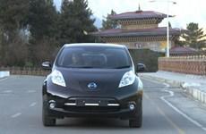 Nissan hỗ trợ Bhutan phát triển xe điện, giảm khí thải
