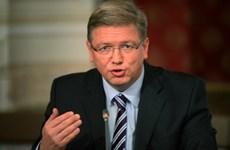Châu Âu bàn kế hoạch tái thiết khu vực Tây Balkan
