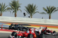 Ảnh đồ họa về mùa giải đua xe công thức một 2014