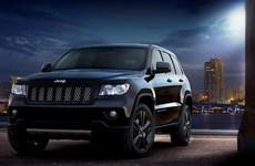 Chrysler báo lỗi hơn 25.000 xe SUV do vấn đề phanh