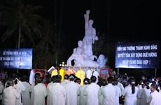 Tưởng niệm 46 năm ngày thảm sát Sơn Mỹ, Quảng Ngãi