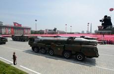 Mỹ hối thúc Triều Tiên kiềm chế các hành động khiêu khích