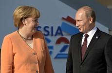 Thủ tướng Đức Merkel: Nga vẫn là thành viên Nhóm G-8