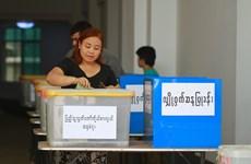 Myanmar tiến hành bầu cử bổ sung 31 ghế trong Quốc hội