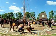 Gia Lai phục dựng lễ Mừng chiến thắng của người Bahnar