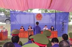 Điện Biên: Mở phiên tòa xét xử 29 đối tượng hoạt động phỉ