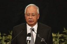 Thủ tướng Malaysia cảm ơn các lực lượng tìm kiếm MH370