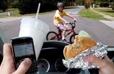 Denso phát triển thiết bị cảnh báo lái xe khi ngủ gật
