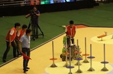 Kết thúc cuộc thi Robocon khu vực miền Trung-Tây Nguyên