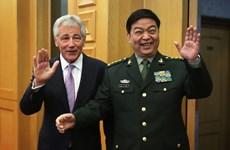 Trung Quốc-Mỹ hội đàm cấp bộ trưởng quốc phòng