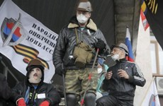 Quốc hội Ukraine bất đồng về các dự luật giảm căng thẳng