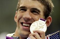 [Infographics] Sự nghiệp đầy ấn tượng của Michael Phelps