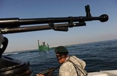 """""""Chiến hạm Mỹ là mục tiêu dễ dàng đối với hải quân Iran"""""""