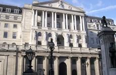 Anh: BoE giữ nguyên lãi suất cơ bản ở mức thấp kỷ lục