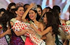 [Photo] Đại diện Cebu là Hoa hậu Trái Đất Philippines 2014