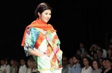 [Photo] Rực rỡ sắc màu cùng Tuần lễ thời trang Thu-Đông 2014