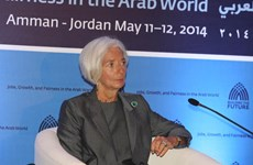 Tổng Giám đốc IMF kêu gọi các nước Arab dỡ bỏ trợ giá