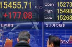 Chứng khoán châu Á tăng điểm theo đà tăng của Phố Wall