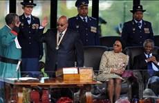 Ông Jacob Zuma tuyên thệ nhậm chức Tổng thống Nam Phi