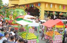 Lễ hội Trái cây Nam bộ 2014 sẽ khai mạc vào ngày 1/6