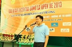 Việt Nam tham dự giải quần vợt mở rộng tại Liên bang Nga