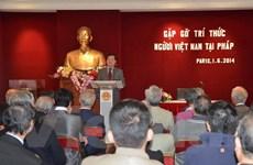 Phát huy nguồn lực trí thức Việt kiều cho phát triển đất nước