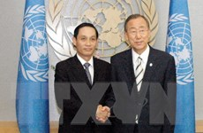 [Video] Đại sứ Việt Nam tại LHQ yêu cầu Trung Quốc rút giàn khoan
