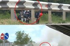 Phóng viên Nga tử nạn do pháo kích khi tác nghiệp ở Ukraine