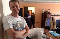Cảnh sát Nga lục soát nhà riêng người chỉ trích ông Putin