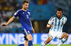 Trận Nigeria-Bosnia & Herzegovina: Quyết đấu vì tấm vé thứ hai Bảng F