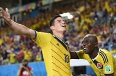 Ngoài Rodriguez, Colombia còn nhiều vũ khí bí mật với Brazil