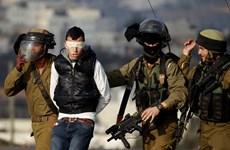 Binh sỹ Israel bắn chết một thanh niên Palestine ở khu Bờ Tây
