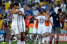Sau trận tứ kết, người Đức vui mừng, người Pháp hy vọng