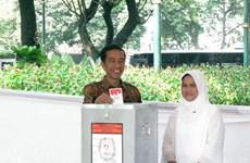 Trên 188 triệu cử tri Indonesia tham gia bầu tổng thống