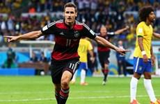 Những điều chưa biết về kỷ lục gia World Cup Miroslav Klose