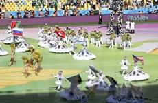 Lễ bế mạc World Cup diễn ra giản dị nhưng đậm màu sắc Samba