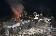 Tổng thống Nga chia buồn với các nước có công dân trên MH17