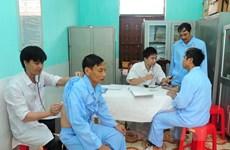 Chủ tịch MTTQ thăm Trung tâm điều dưỡng người có công Bắc Giang