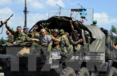 Nhật Bản trừng phạt bổ sung Nga do căng thẳng ở Ukraine