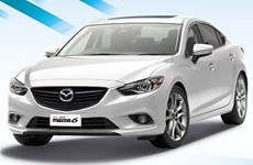 Mazda 6: Thêm nhiều phụ kiện, giá giảm hơn 100 triệu đồng