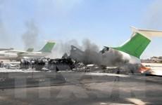 [Video] Lực lượng Hồi giáo Libya chiếm căn cứ quân sự ở Benghazi