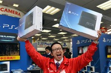 Sony đạt kỷ lục bán hơn 10 triệu máy PS4 trong chưa đầy 1 năm