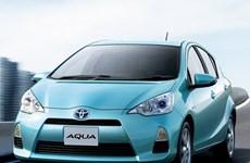 Aqua là mẫu xe bán chạy nhất trong tháng Tám ở Nhật Bản