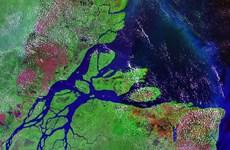 """Phát hiện """"đại dương nước ngọt"""" khổng lồ dưới lòng đất Amazon"""