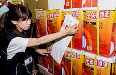 Đài Loan siết chặt trừng phạt vi phạm an toàn thực phẩm