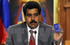 Tổng thống Venezuela tố cáo Mỹ ngăn ông dự Đại hội đồng LHQ