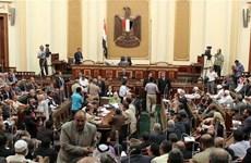 Ai Cập sẽ bầu quốc hội vào cuối năm nay theo kế hoạch