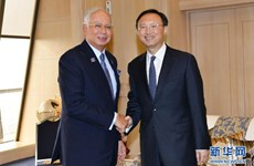 Trung Quốc và Malaysia cam kết thúc đẩy quan hệ song phương