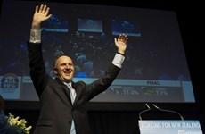 Chính phủ New Zealand chính thức tuyên thệ nhậm chức